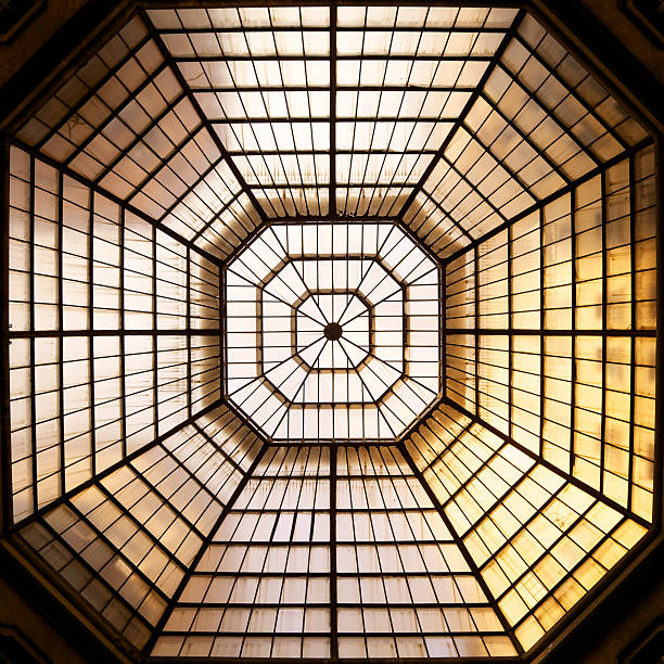 Glasdach In Mailand – Foto