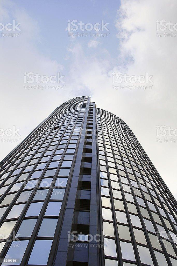 Szkło Wieżowiec zbiór zdjęć royalty-free