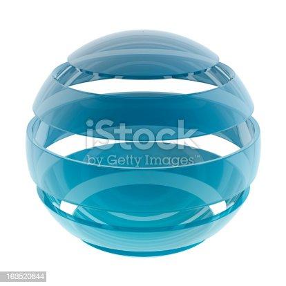 182110964 istock photo glass sphere 163520844