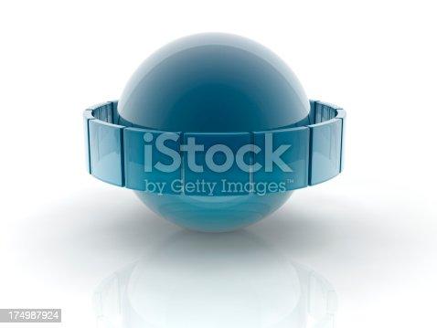 182110964 istock photo glass sphere 174987924