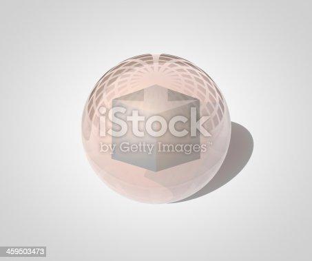 182110964 istock photo Glass sphere 459503473