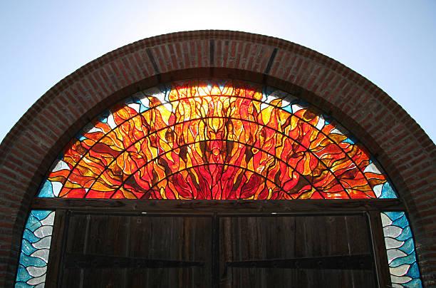 Glas Sonnenaufgang – Foto