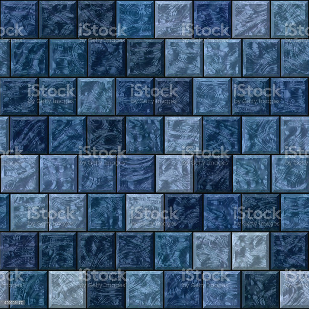 Glass tiles seamless generated hires texture stock photo