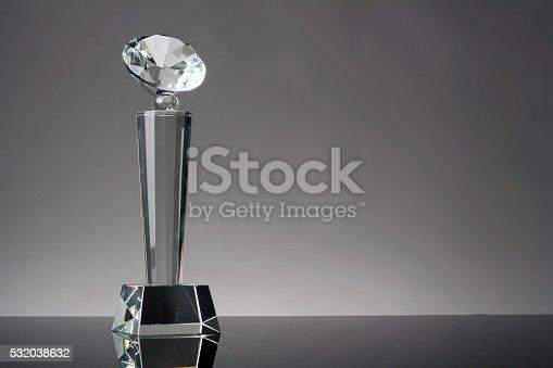 istock glass trophy isolated 532038632