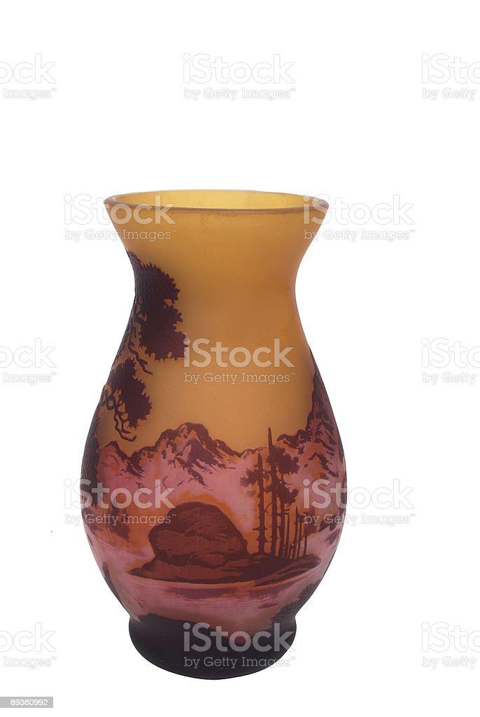 glass vaso foto stock royalty-free