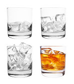 istock Glass with ice 477523821