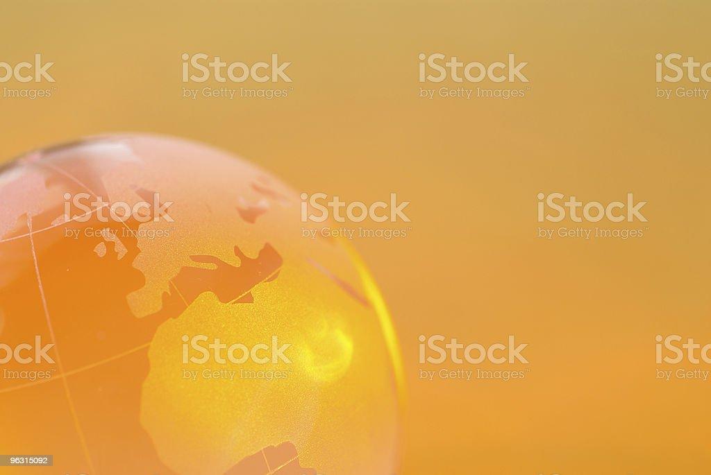 Glass World royalty-free stock photo