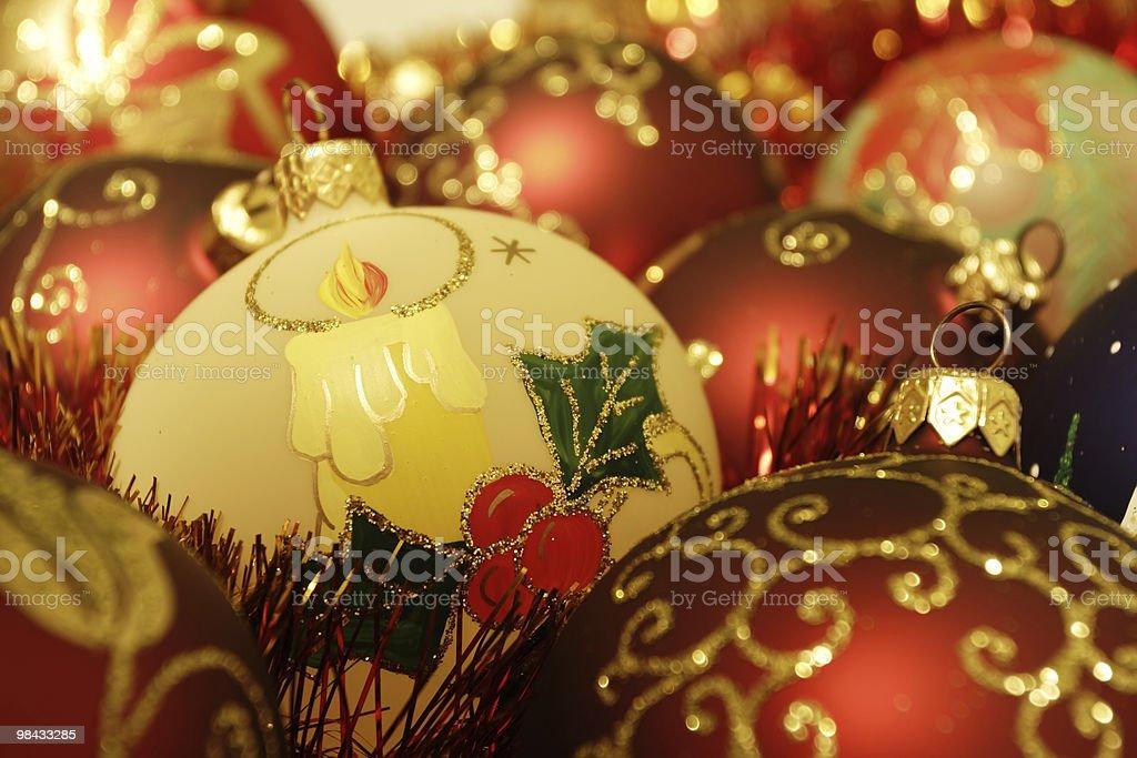 유리-Ball royalty-free 스톡 사진