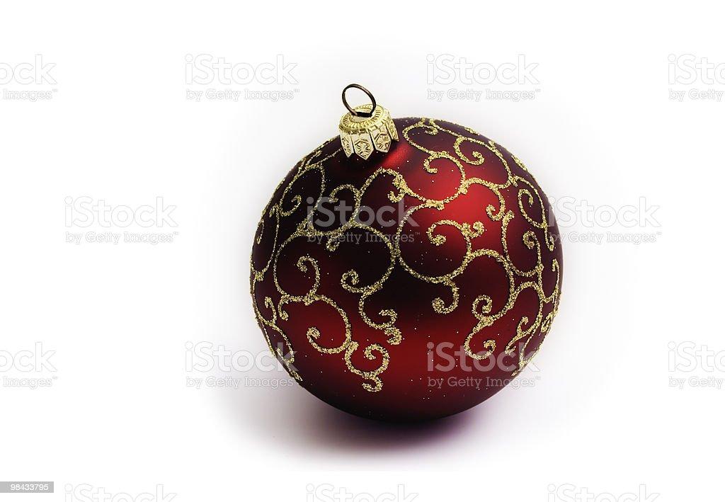 Glass-Ball royalty-free stock photo