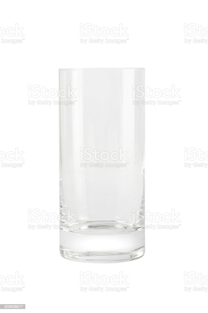 Glass+Clipping Path (Click for more) stock photo