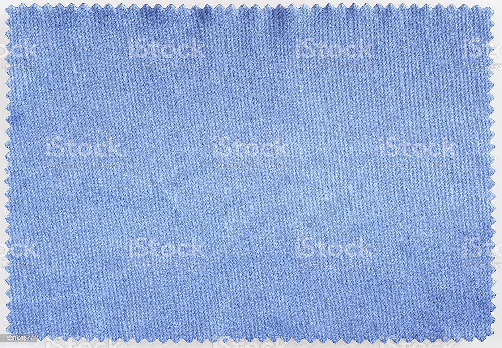 Glasses cleaner tissue royalty-free stock photo