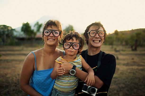 Weird Family Stock Photos 11