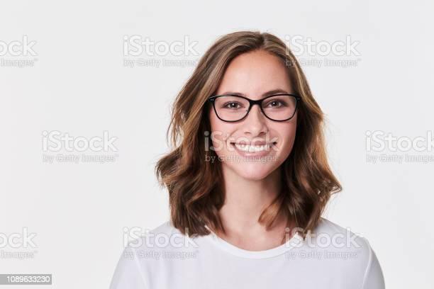 Glasses girl in white picture id1089633230?b=1&k=6&m=1089633230&s=612x612&h=dkir9l7xh yo6ciazcxp54tubc1exxflccmetognzrs=