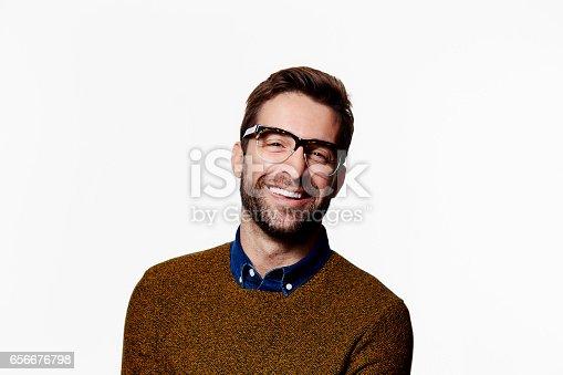 649754038 istock photo Glasses guy 656676798