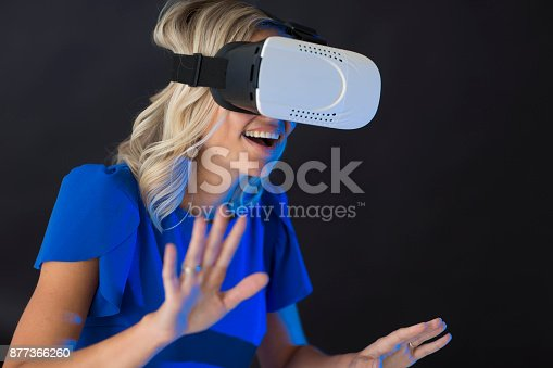 609822310istockphoto 3D glasses headset 877366260