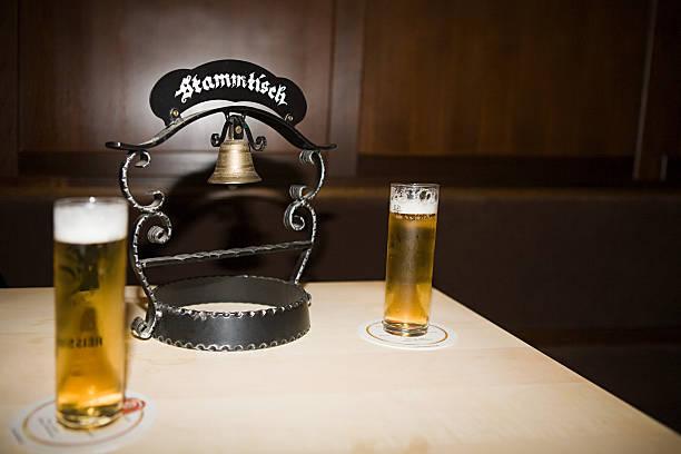 Gläser Bier – Foto