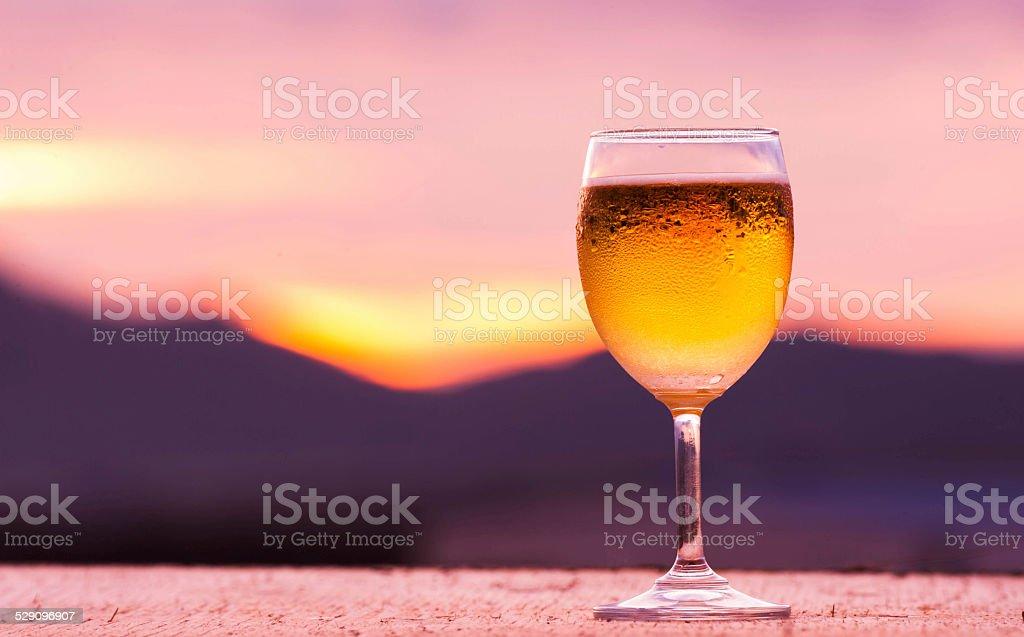 Gläser Wein – Foto