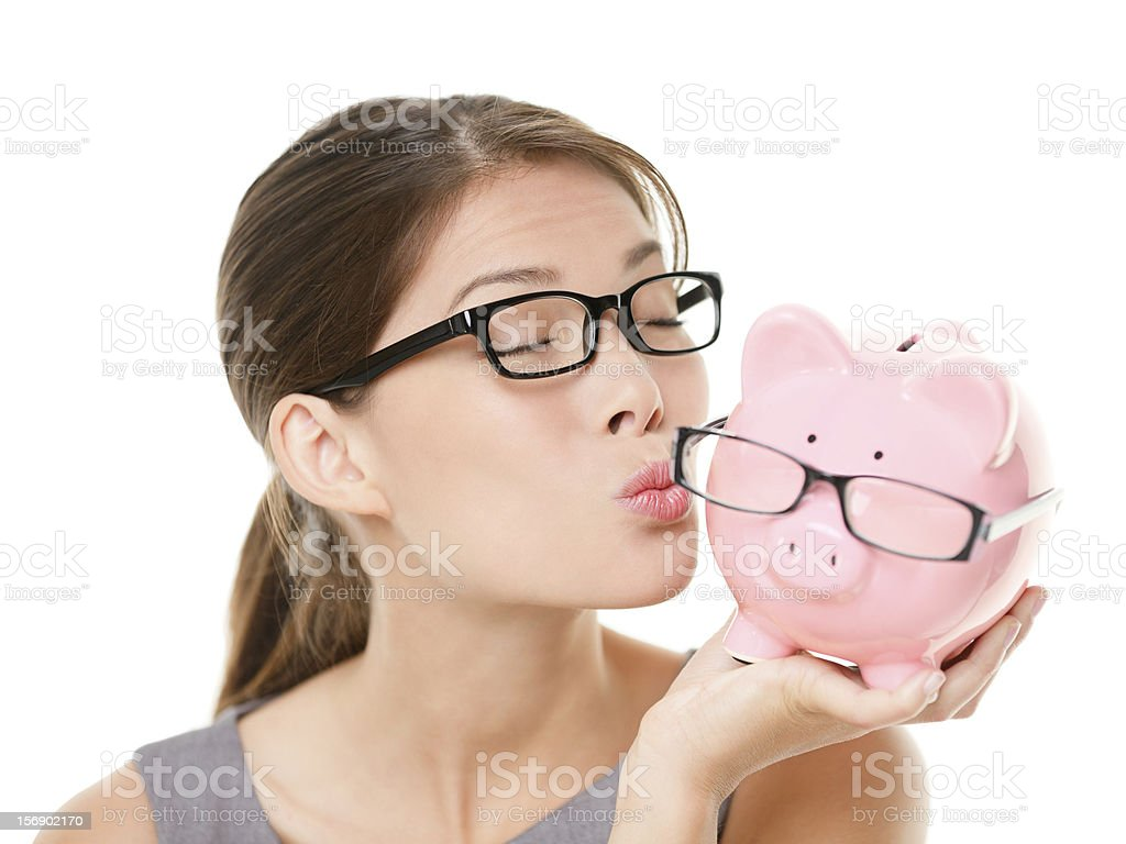 Glasses sale concept royalty-free stock photo