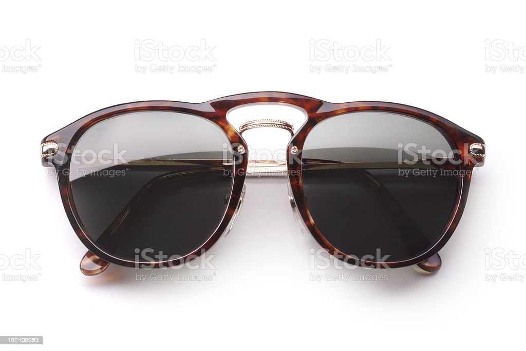 Glasses: Sunglasses stock photo