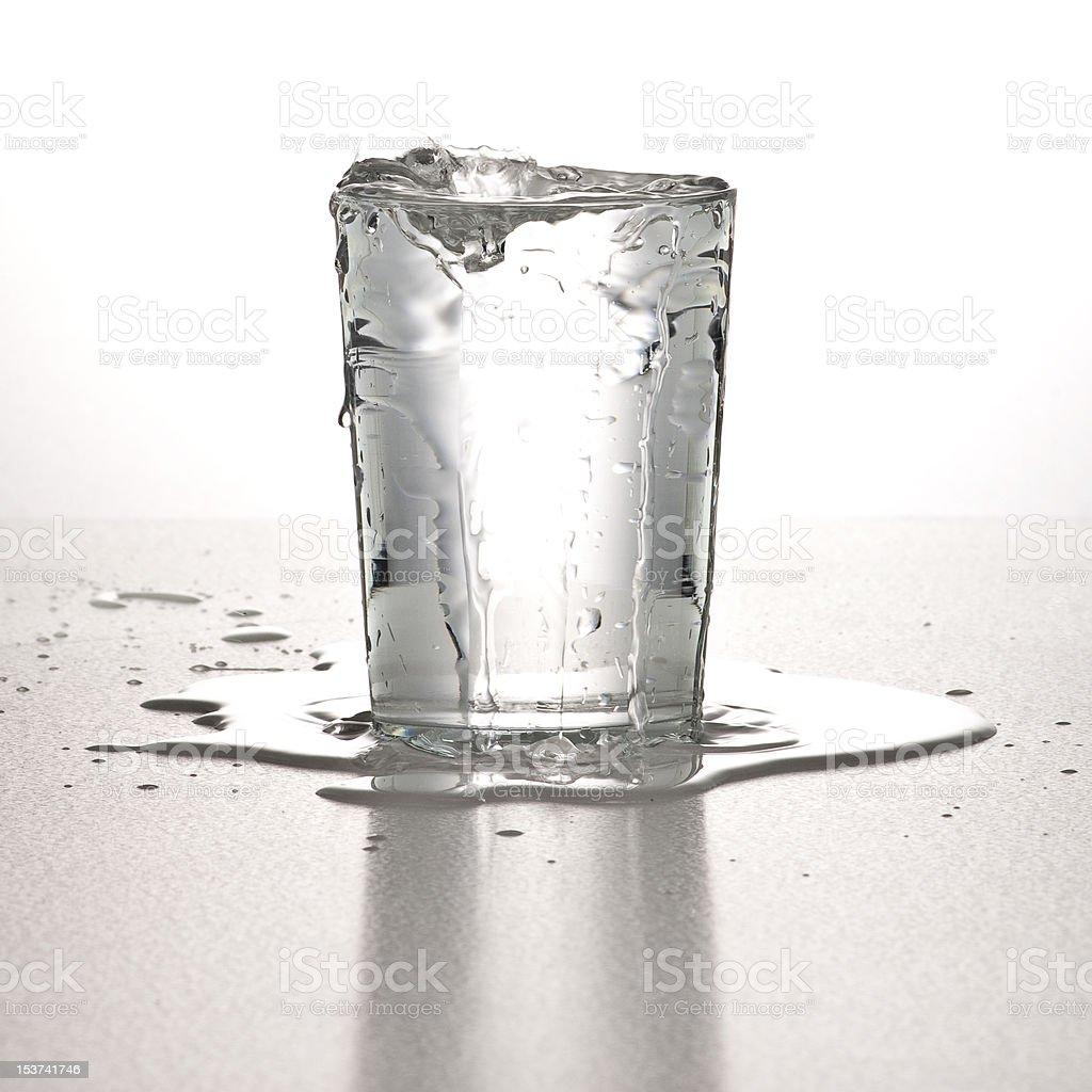 glassofwater3 stock photo