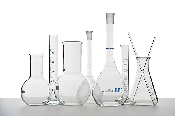 Glassware stock photo