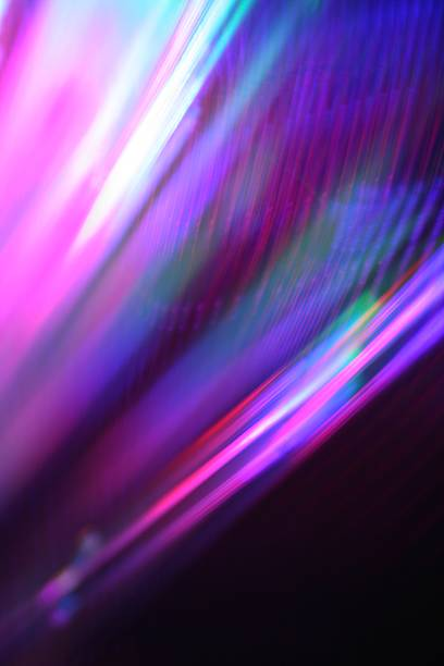 Glassy Abstract Background stock photo