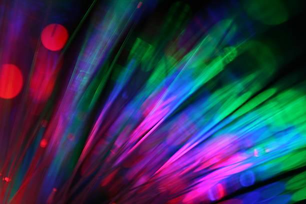 Glassy Color Background stock photo