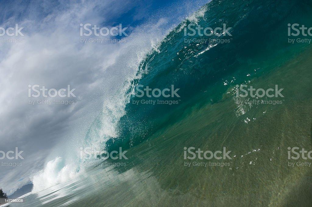 Kupfer-wave – Foto