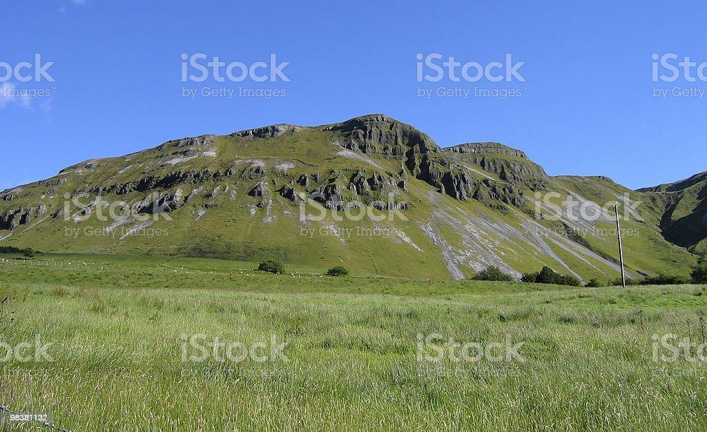Glencar royalty-free stock photo