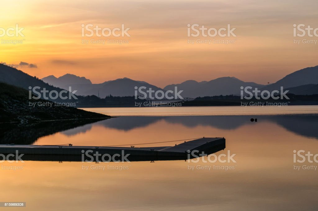 Glencoe Scotland stock photo