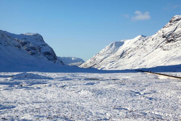 Glencoe, Scottish Highlands, Scotland, UK stock photo