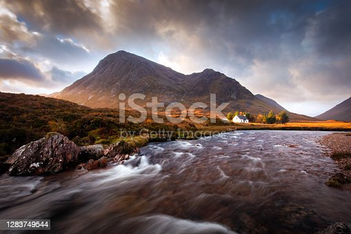 istock Glencoe sunrise 1283749544