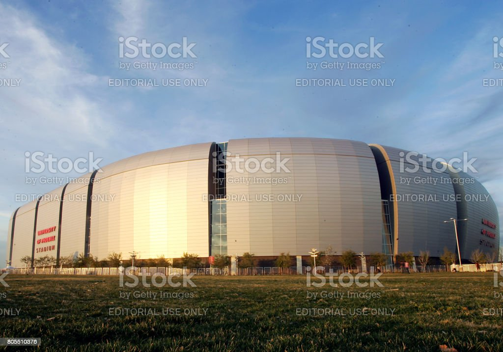 Glendale dome stock photo