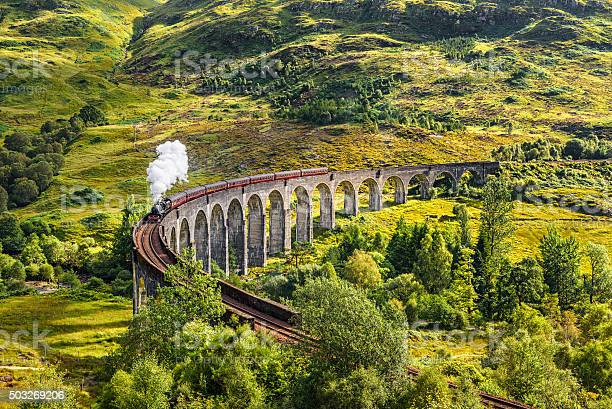 Glenfinnan railway viaduct in scotland with a steam train picture id503269206?b=1&k=6&m=503269206&s=612x612&h=pdjpayeagpaik21 xg9rph2e cqmm0kcgje4s6l1z m=