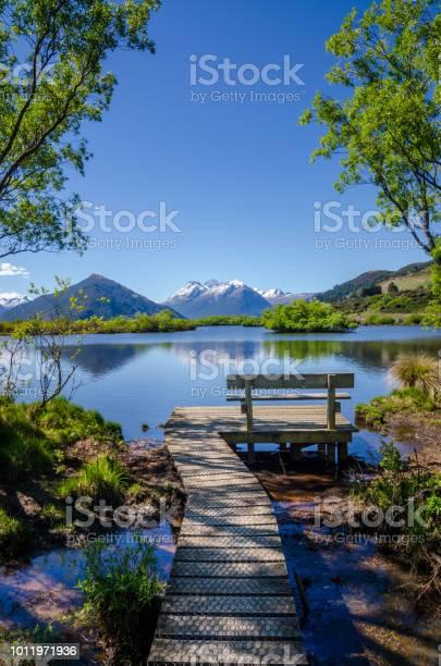 Photo of Glenorchy Lagoon and Boardwalk, Glenorchy, New Zealand