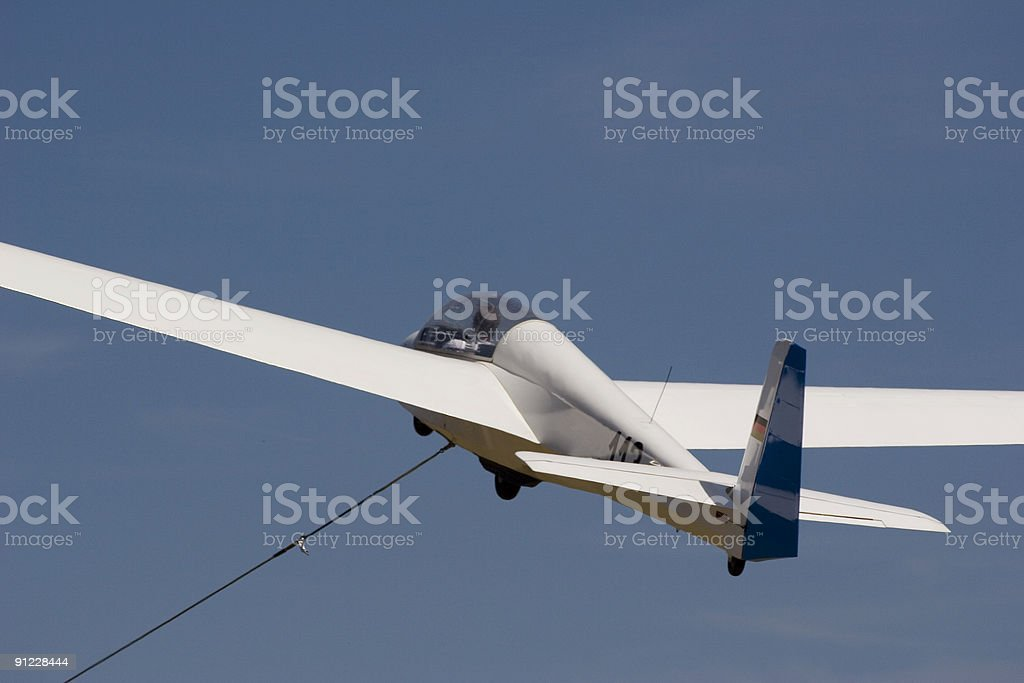 glider 4 royalty-free stock photo