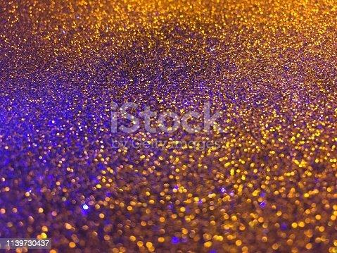 887762464istockphoto Glitter background -gold purple 1139730437