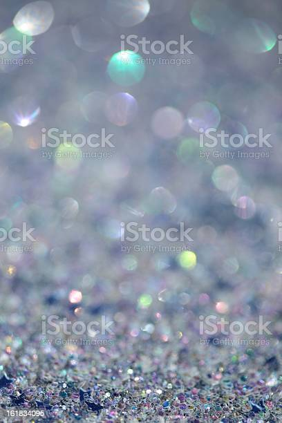 Glitter Background Stock Photo - Download Image Now