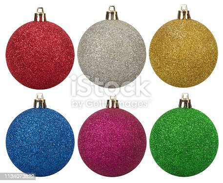 1040055260istockphoto Glitter  Christmas balls 1134073822