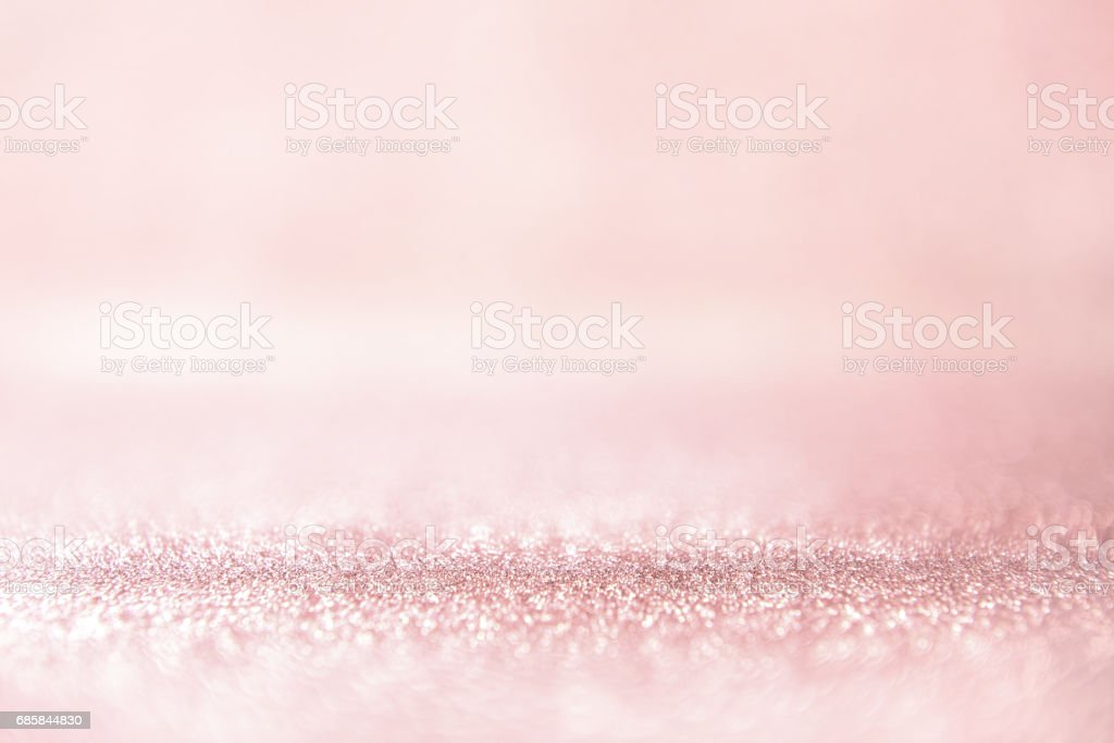 glitter gray lights abstract background, silver and white, defocused stock photo
