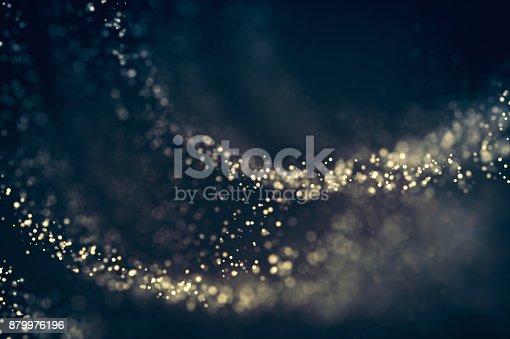 879975976 istock photo Glitter lights abstract defocused background 879976196