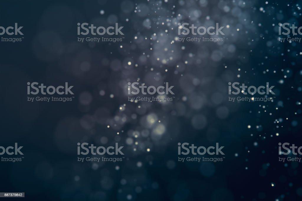 Paillettes lumières fond défocalisé photo libre de droits