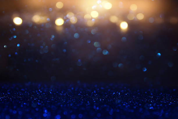 Download 103+ Background Blue With Gold HD Paling Keren