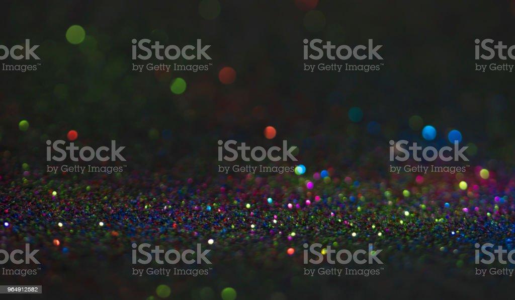 glitter vintage lights background royalty-free stock photo