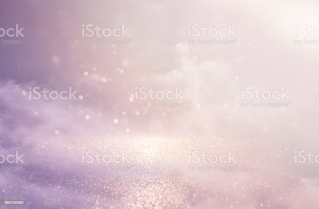 glitter vintage pink lights background. de-focused royalty-free stock photo