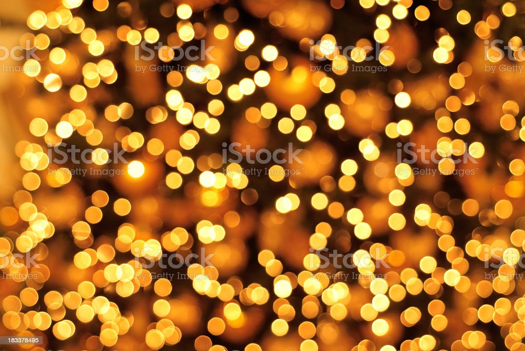 Glittering golden background royalty-free stock photo