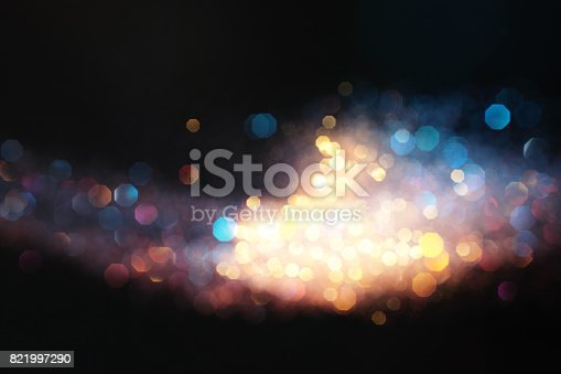 617566268 istock photo Glittering lights 821997290