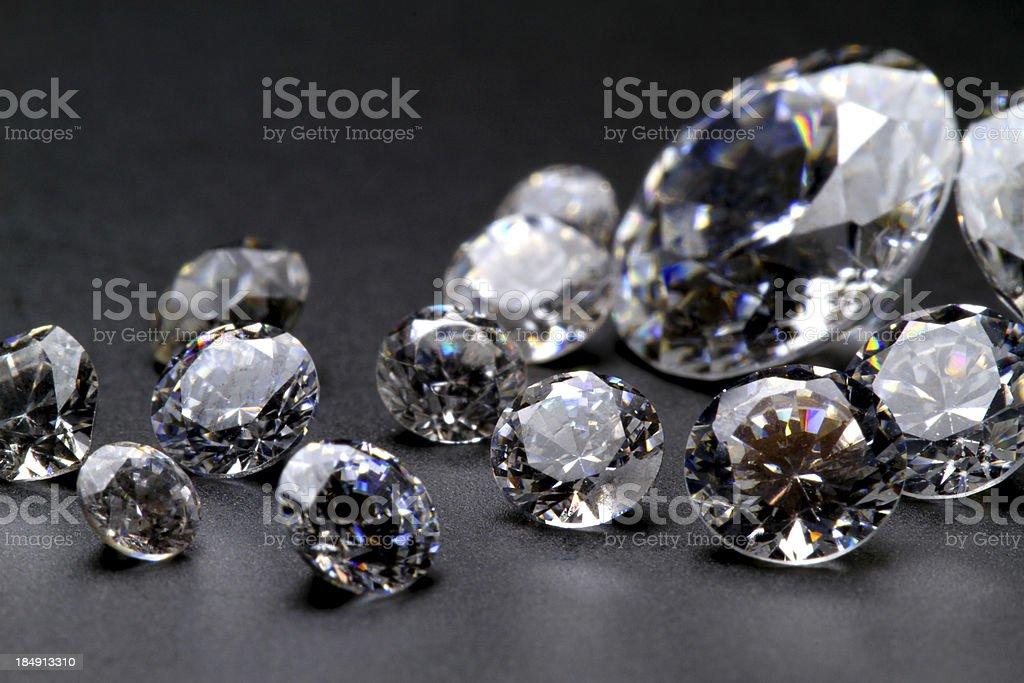 Glittering stock photo