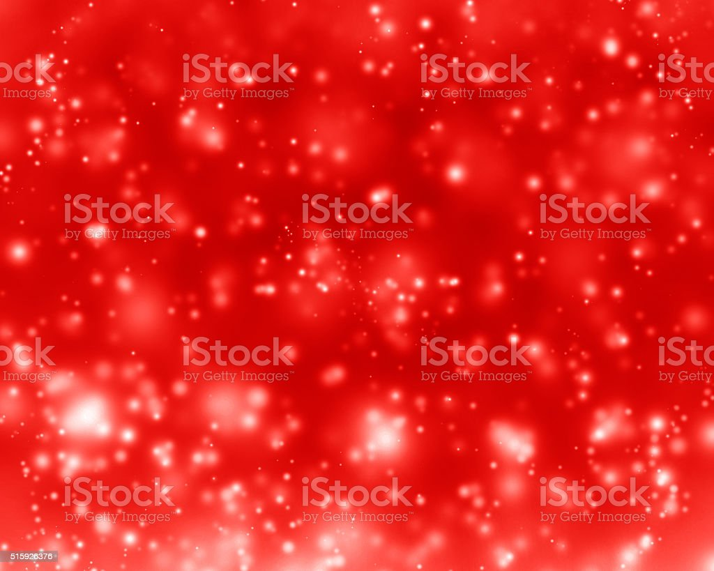 Glittering red background stock photo