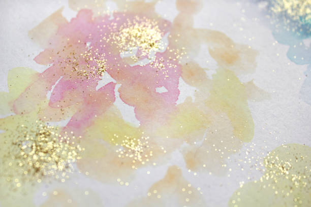 glittery background. - femininity stock pictures, royalty-free photos & images